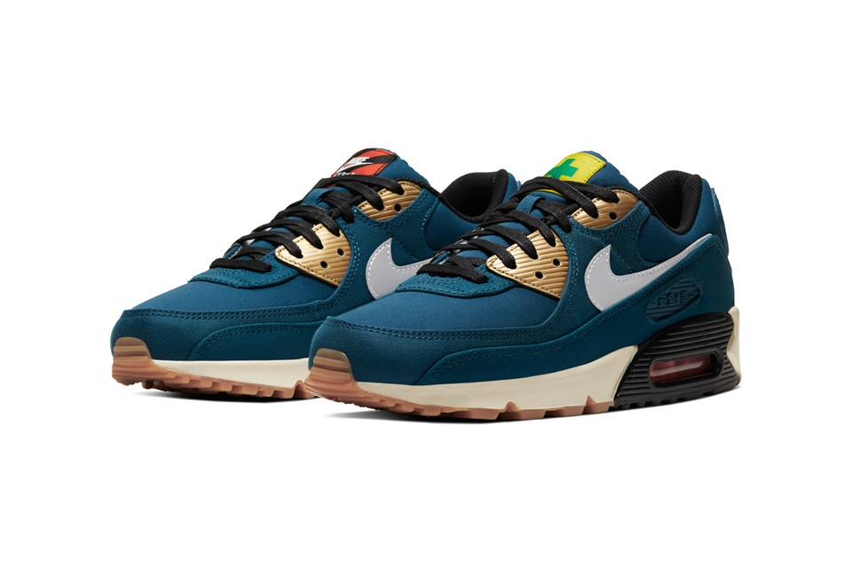 "Nike Air Max 90 ""City Pack"" Salutes Hardworking Urban Dwellers"