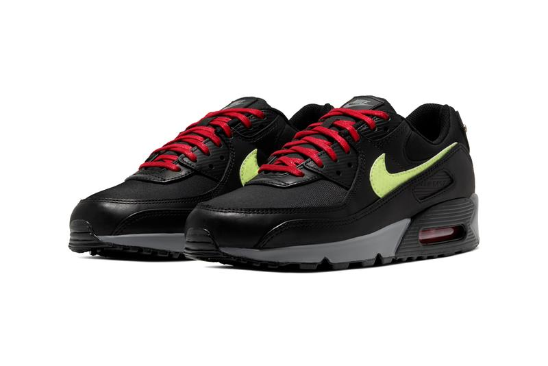 nike air max 90 city pack new york london paris tokyo shanghai firefighter baker mailman delivery service construction worker release date info photos price
