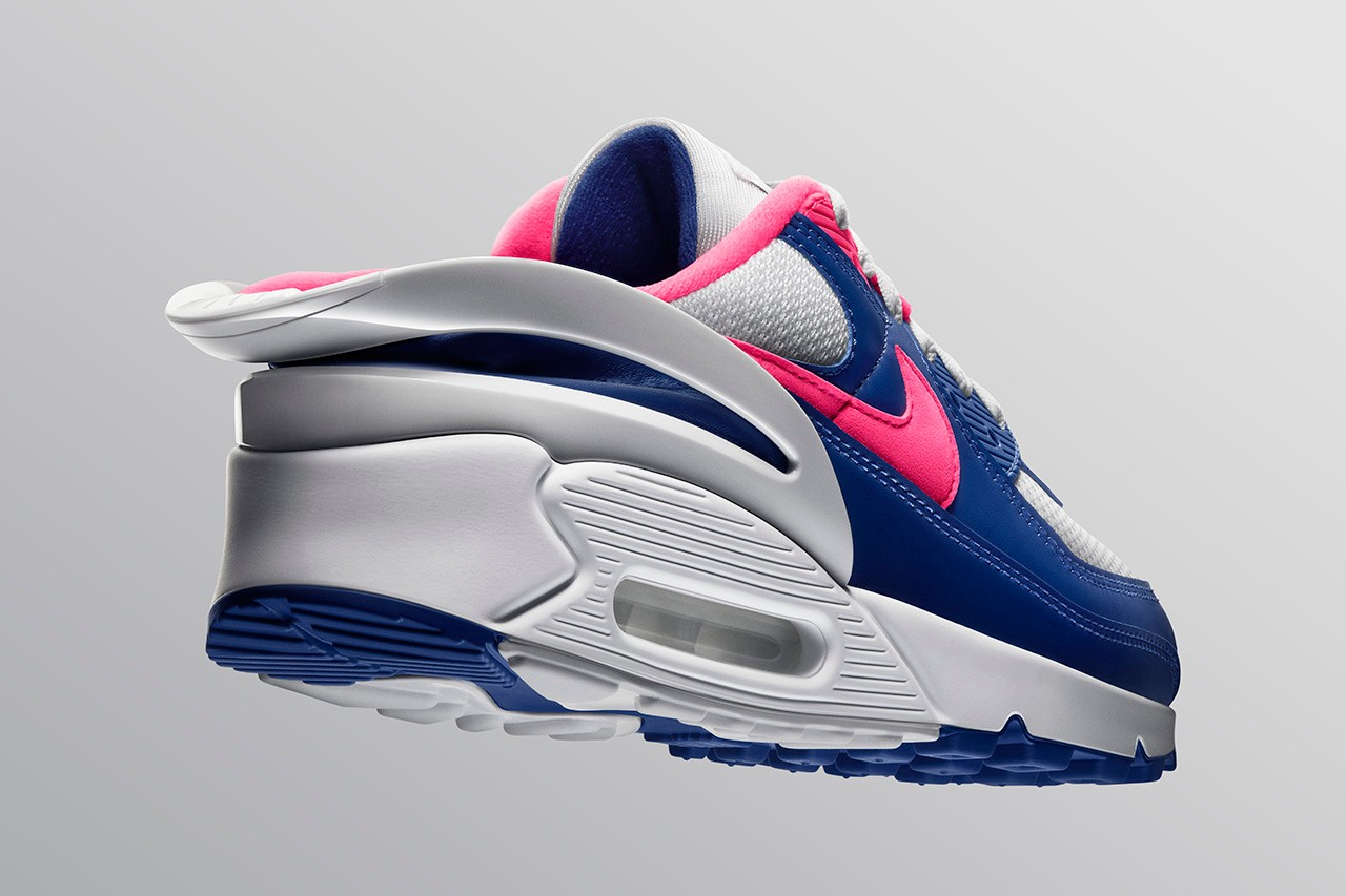 nike air max 90 30th anniversary release information flyease 2090 verona buy cop purchase tinker hatfield launch date first look