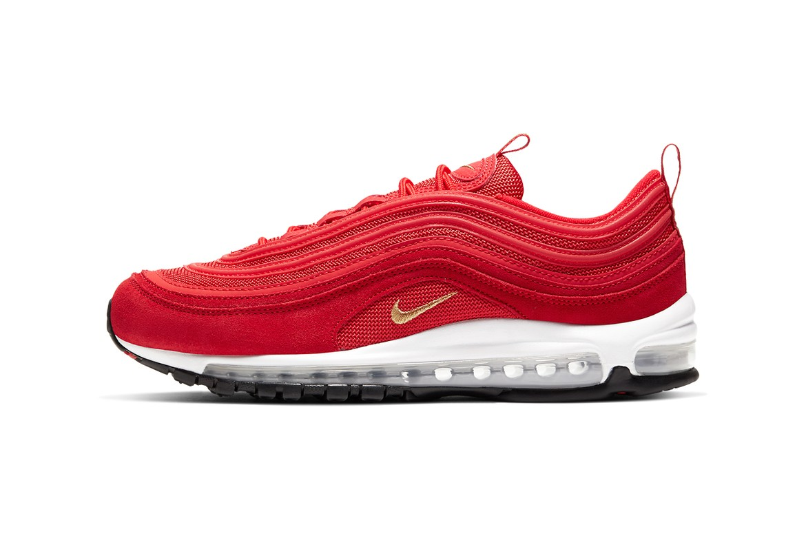 Nike Air Max 97 Olympic Rings Pack Release Info Hypebeast