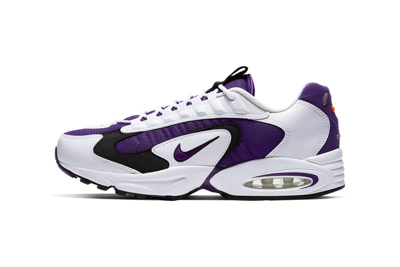 """Nike Air Max Triax 96 Arrives in """"Voltage Purple"""""""