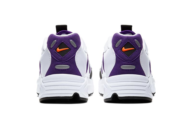 """Nike Air Max Triax 96 """"Voltage Purple"""" Sneaker Release Where to buy Price 2020"""