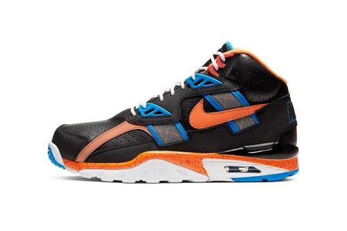 Nike Air Trainer SC High Gets New York-Centric Colorway