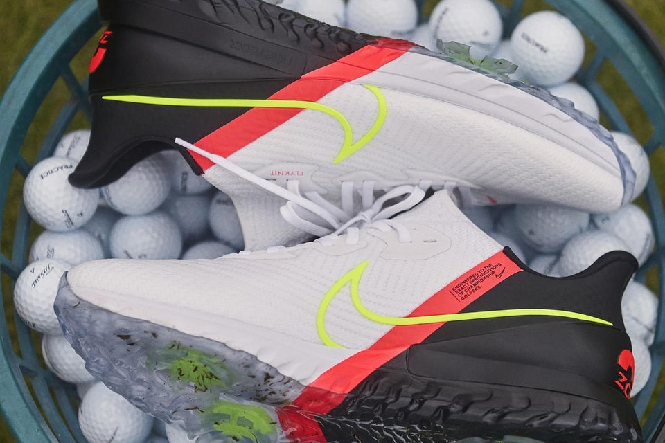 Nike Golf Delivers Most Innovative Shoe Yet