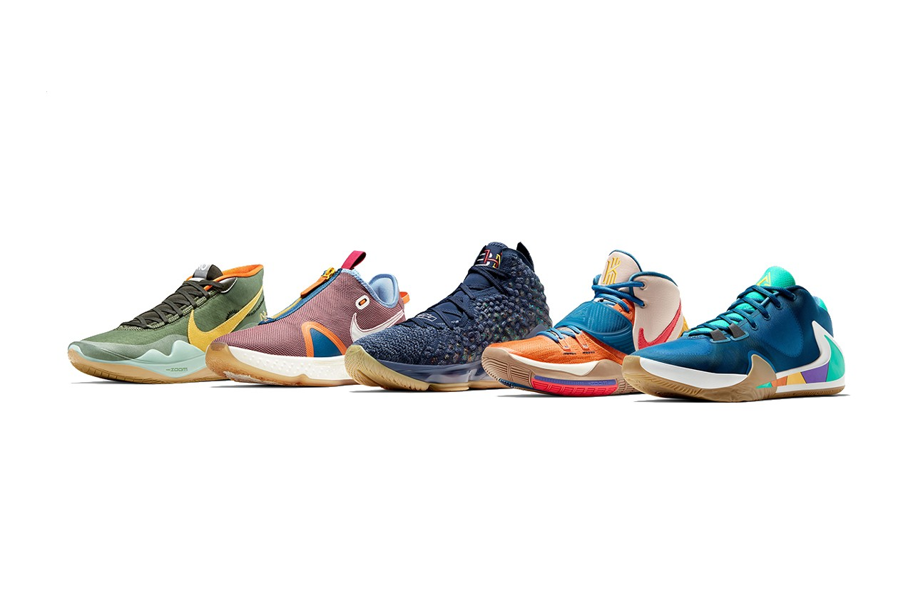 Nike Basketball 2020 Black History