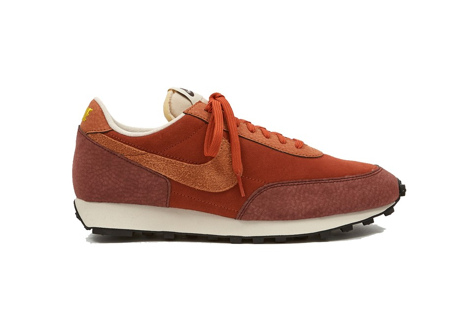 "Nike Daybreak ""Orange/Pueblo Brown"" Offers Abundance of Rustic Style"