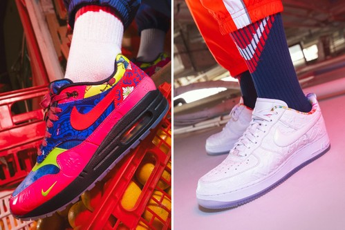 "Nike's ""Year of the Rat"" Collection Celebrates Chinese New Year With Bold Patterns"