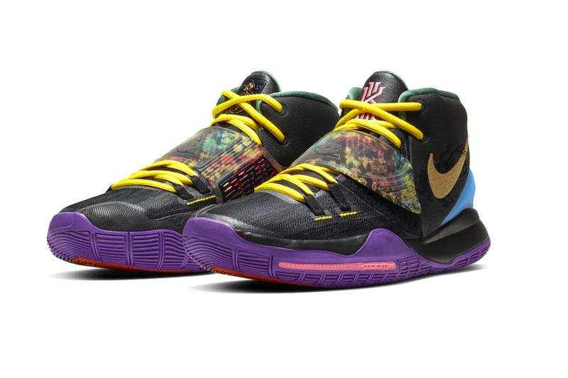 Nike kyrie 6 basketball chinese new year sneakers shoes kicks official look