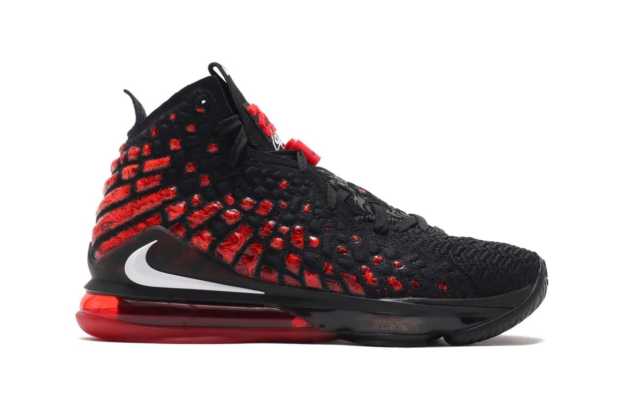 Nike LeBron 17 \