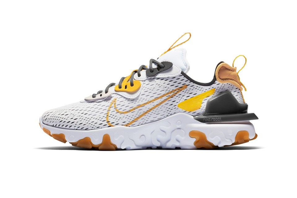 """Nike React Vision """"Honeycomb"""" Offers Sweet Stylings"""
