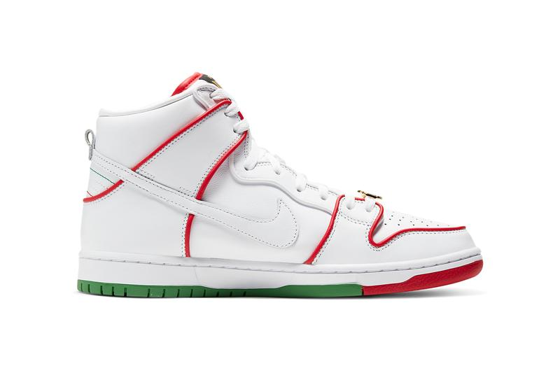 Paul Rodriguez x Nike SB Dunk High Sneaker Release Where to buy Price 2020 Collaboration