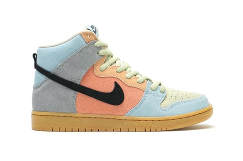 "Nike Adds Pops of Pastel to SB Dunk High Pro ""Easter Spectrum"""