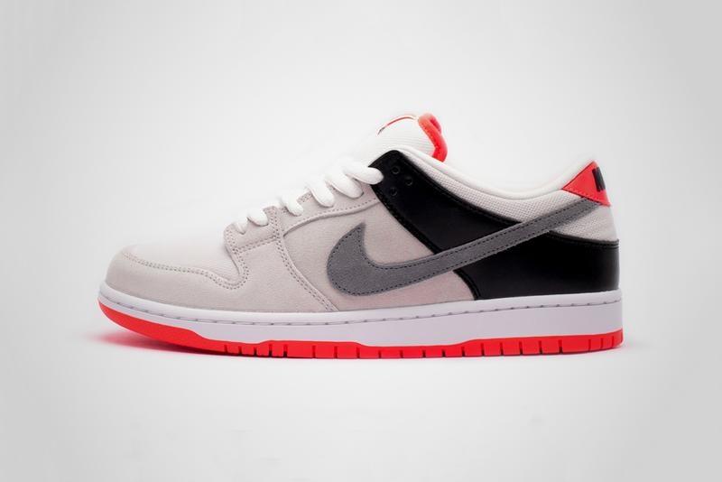 nike sb dunk low pro iso infrared neutral cool grey black CD2563 004 release date info photos price