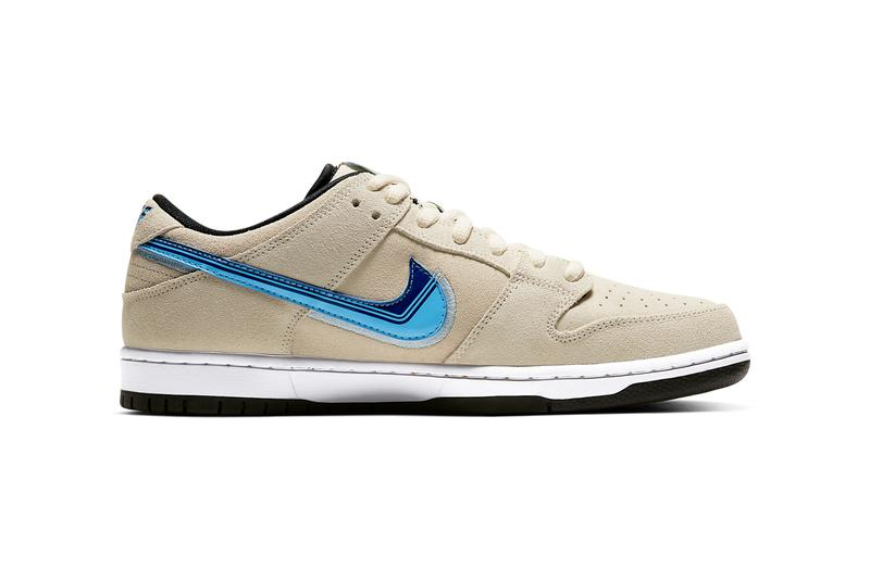 nike sb dunk low truck it light cream deep royal blue ct6688 200 release date info photos price