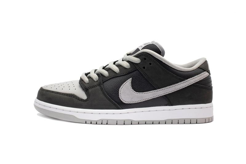 nike sb dunk low pro shadow j pack BQ6817 007 black medium grey white release date info photos price