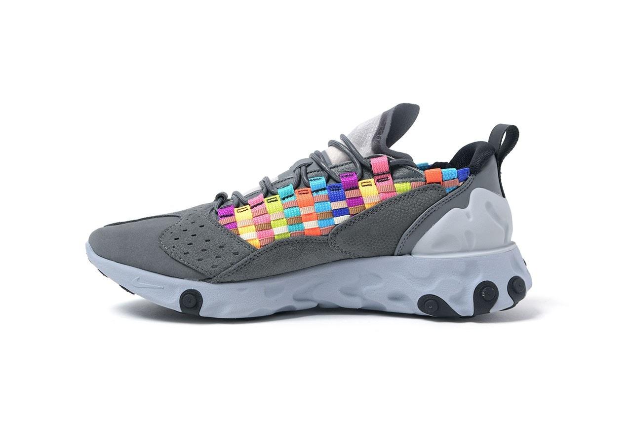 Nike THE10TH x SOPHNET. Capsule Collection editorial lookbook tokyo swoosh react sertu 6453 7674 japan inverted footwear sneakers kicks shoes trainers runners Bill Bowerman
