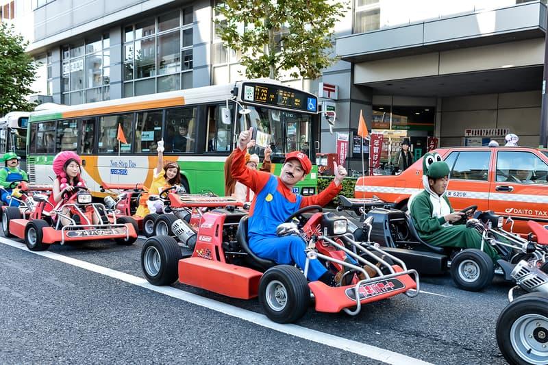 nintendo mario kart maricar mari mobility tokyo japan intellectual property high court ruling legal case copyright infringement