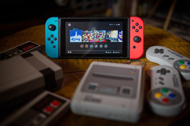 Nintendo Switch Sold More Units Than Super Nintendo Entertainment System SNES