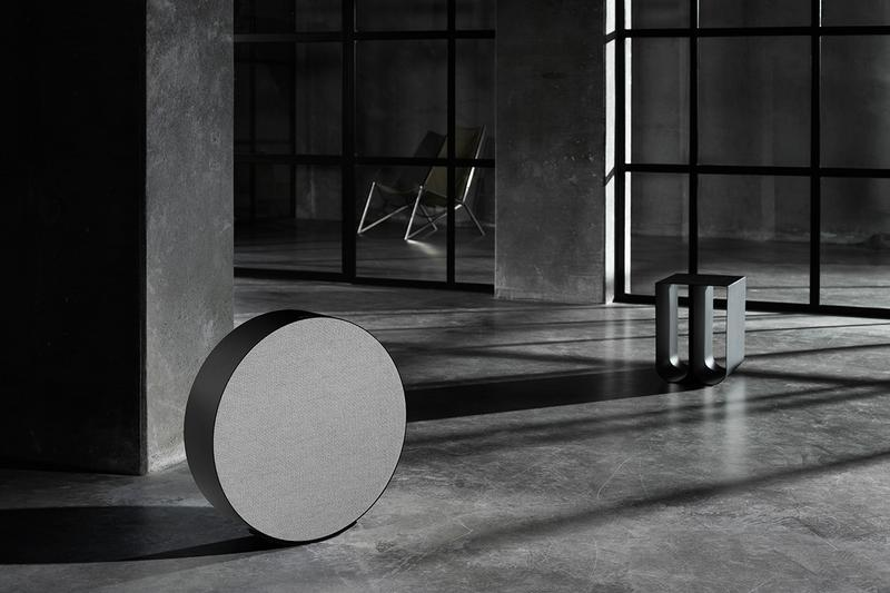 "Norm Architects x Bang & Olufsen ""Contrast Collection"" Release Information Tech Music Speakers Headphones Home Entertainment Danish Design Minimalist Kvadrat Transparent Cotton Fabrics Materials"