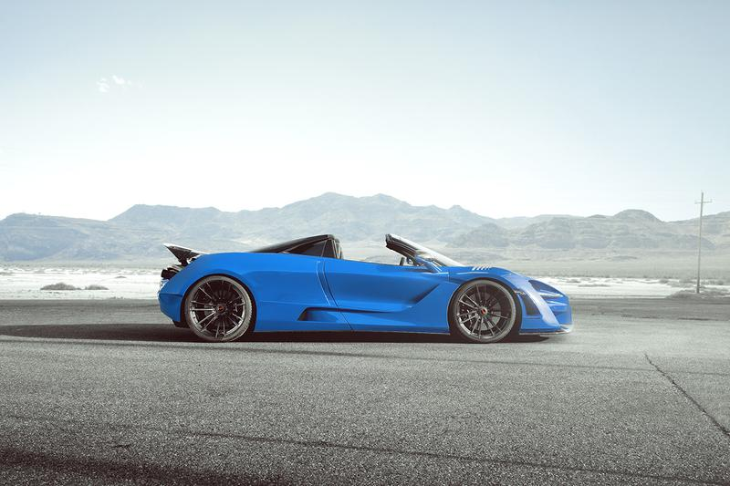 NOVITEC McLaren 720S N-LARGO Spider Release Information First Look Automotive Tuning Company Hypercar Sportcars News British Engineering Power Bodykits Pricing