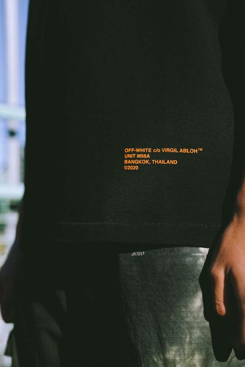off white bangkok exclusive capsule collection release