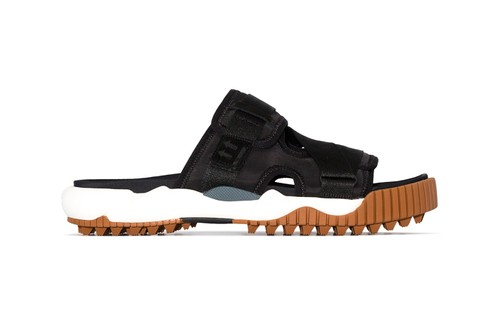 Off-White™ Reworks Its ODSY-1000 Sneaker Into a Sandal