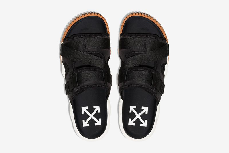 Off White ODSY Sandal Release Info Buy Price Black White Browns Virgil Abloh