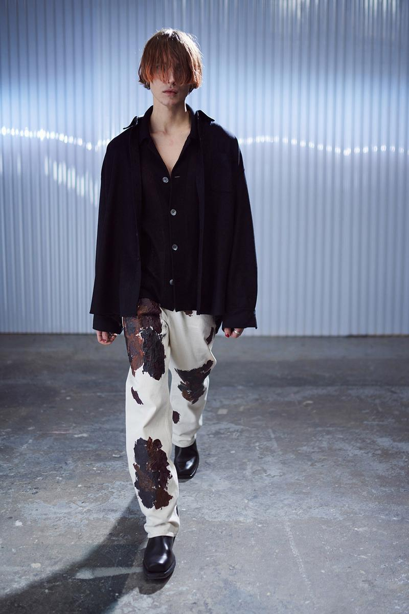 Our Legacy fall winter 2020 collection paris fashion week buy cop purchase coming of age release information christopher nying stockholm