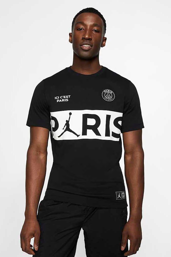 Paris Saint-Germain x Jordan Brand SS20