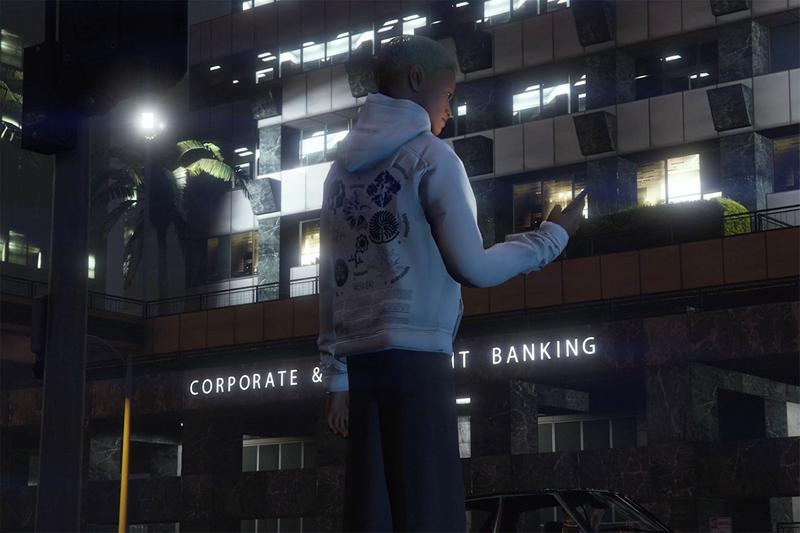 """Party Chat """"Work Force"""" Capsule Collection PC Corp Virtual Manifesto 2020 -- 2030 'Grand Theft Auto' Hack Character AI Voice Over Digital Lookbook Films"""