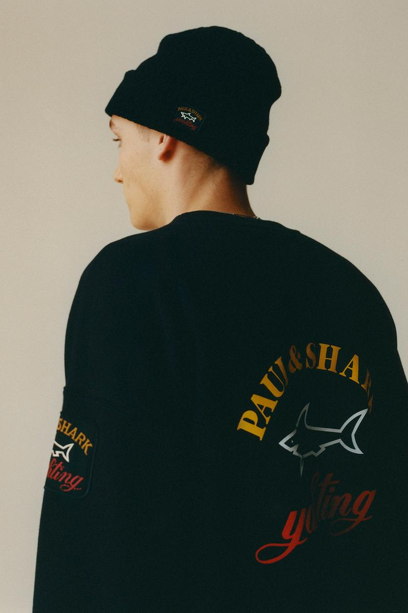Paul&Shark Presents Exclusive Typhoon 20000 Capsule Santino Le Saint London Jacket Artist