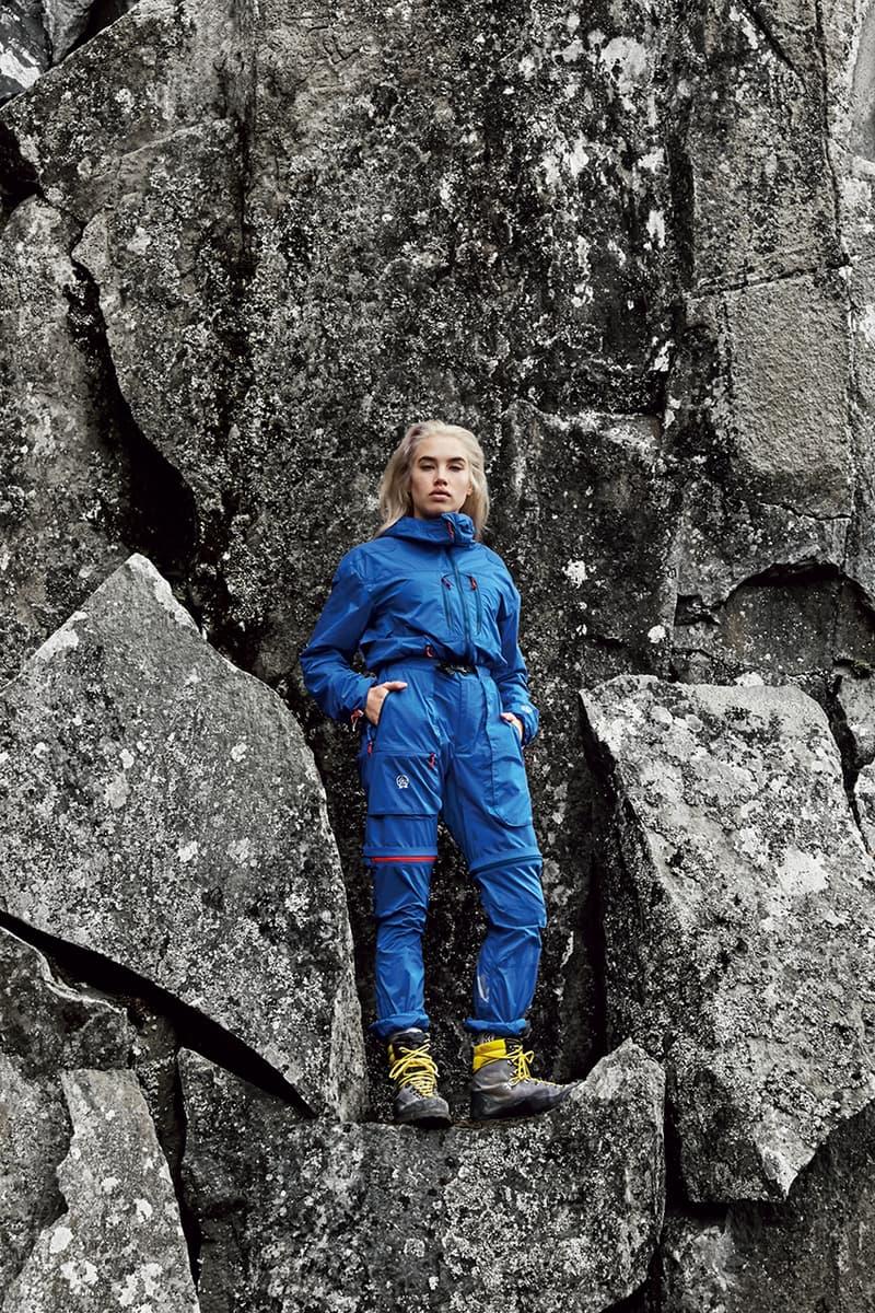 Ben Gorham Peak Performance Spring Summer 2020 ss20 release information byredo outdoor wear collection buy cop purchase Sweden