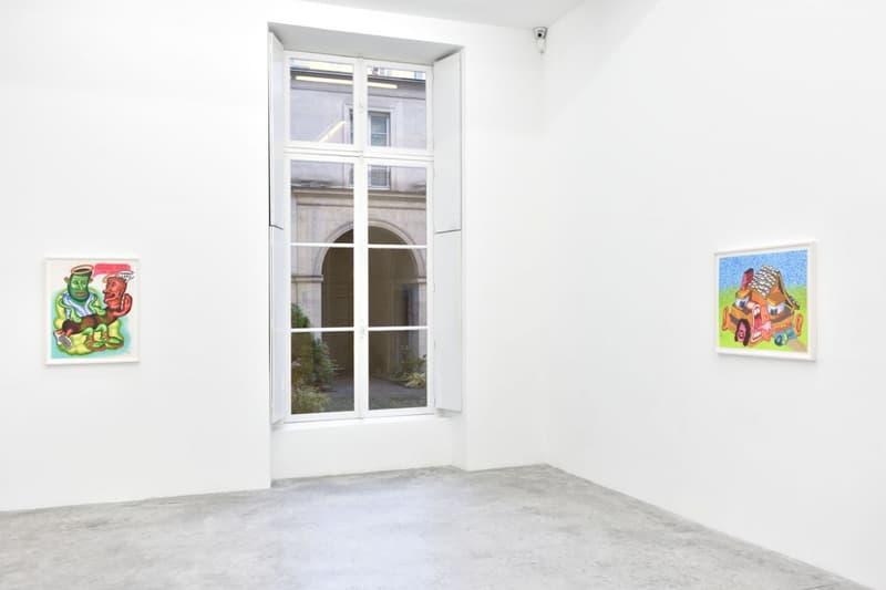 peter saul art history is wrong almine rech gallery paris paintings artworks