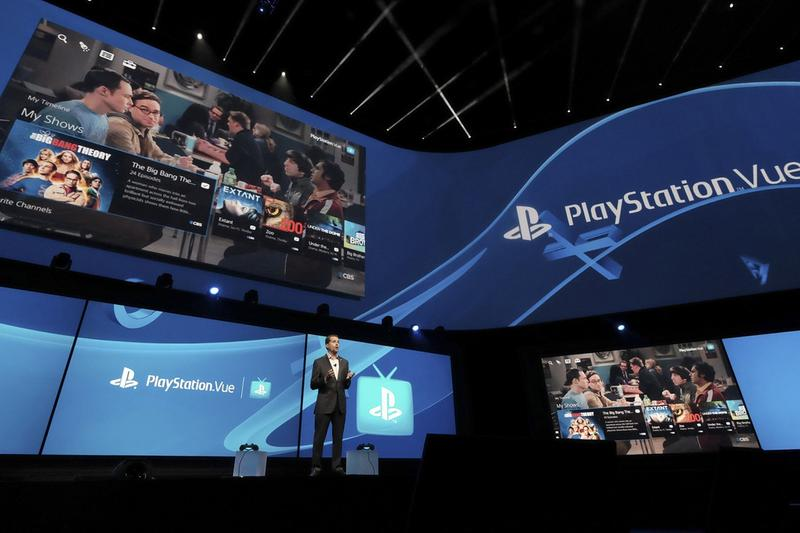sony playstation 4 vue live stream television internet service platform cable satellite shut down cancellation