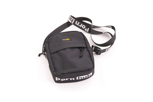 Pornhub Takes Note of Streetwear With New Crossbody Bag