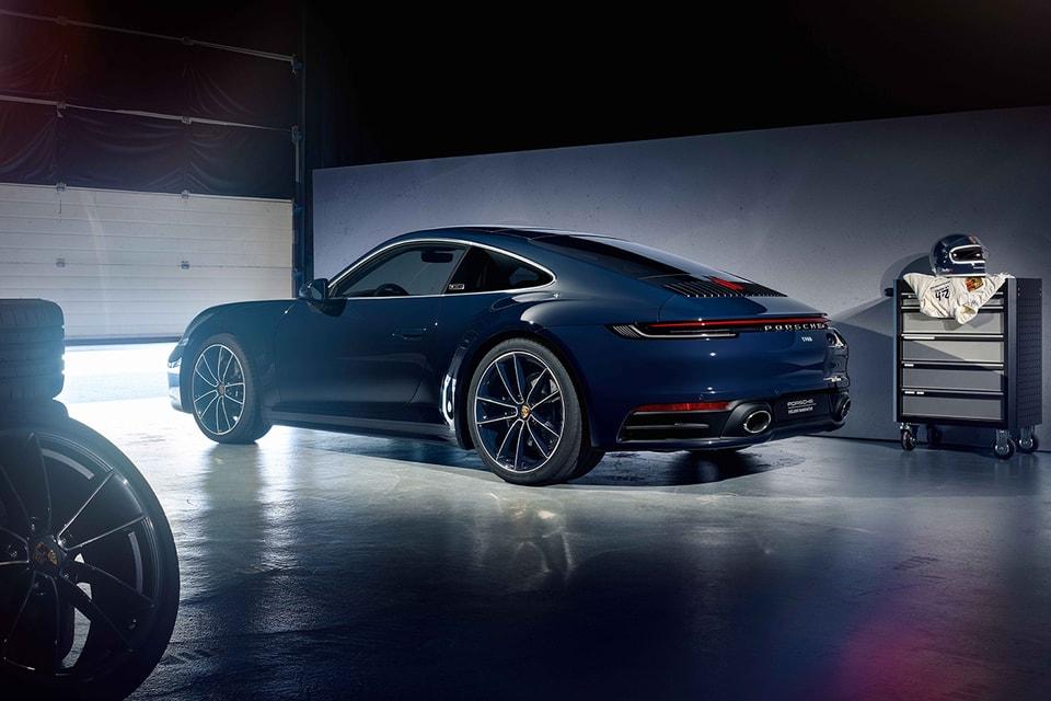 "Porsche 911 Carrera 4S ""Belgian Legend"" Is the First Special Edition 992"
