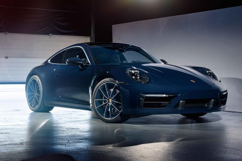 "Porsche 911 Carrera 4S 992 ""Belgian Legend"" Special Edition Jacky Ickx Blue Widebody Limited"