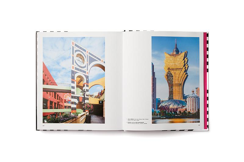 postmodern architecture book phaidon hardcover illustrations owen hopkins