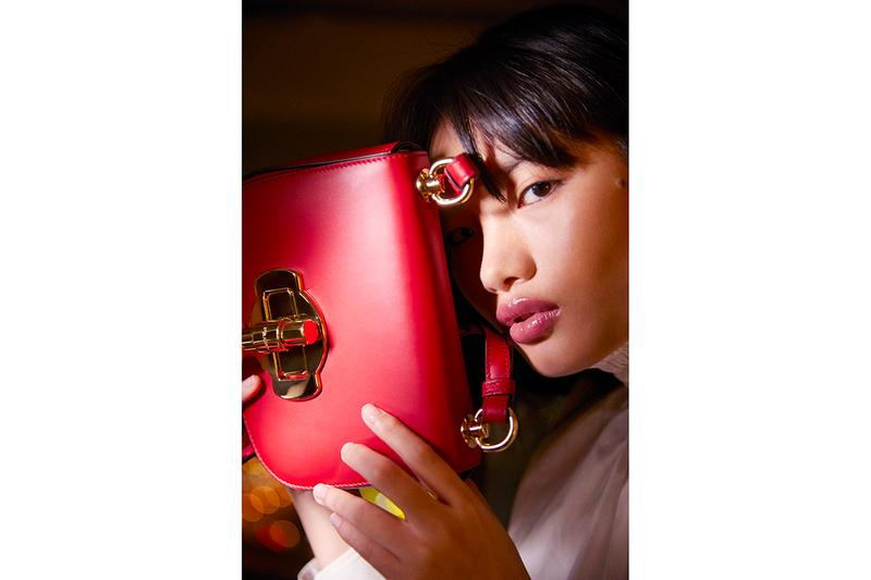 Prada Lunar New Year 2020 Digital Campaign Chinese New Year CNY 20 Chun Jin Family Members Model China Collection Handbags Womenswear Dresses