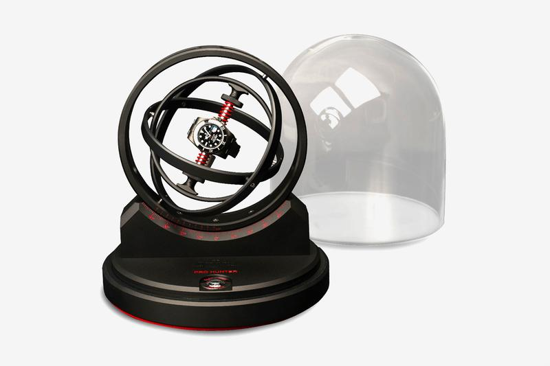 Pro Hunter Gyrowinder Watch Winder Info  Rolex  Döttling german watches