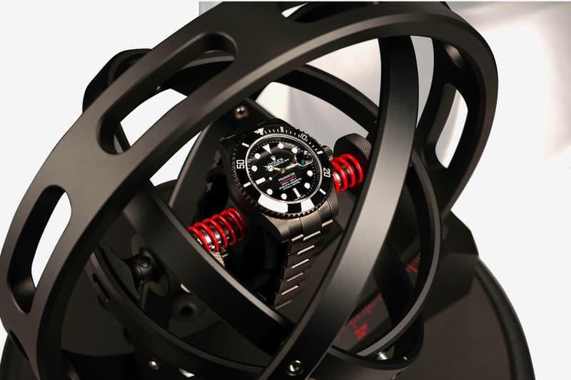Pro Hunter Gyrowinder Watch Winder Info  Rolex  Döttling german watches