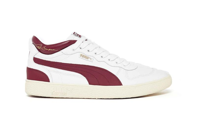 puma ralph sampson demi og whisper white puma black burnt russet leather rubber