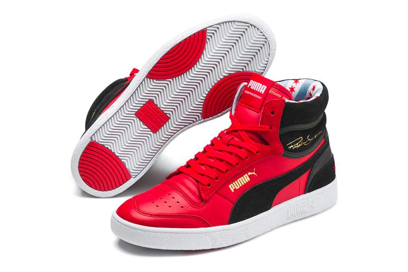 PUMA Ralph Sampson Mid Chicago Release nba all star game national basketball association 372107 01 info