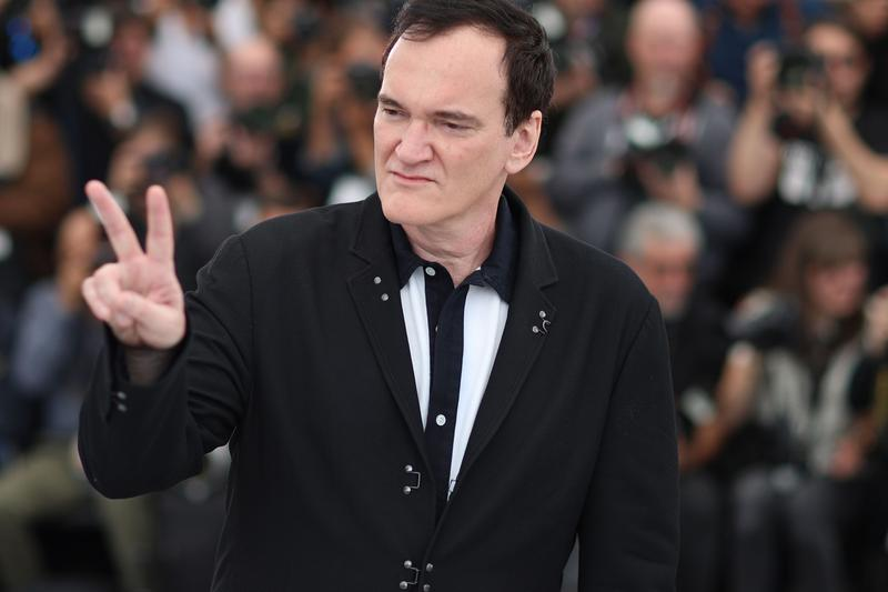Quentin Tarantino Planning Bounty Law Series rick dalton leonardo dicaprio once upon a time in hollywood