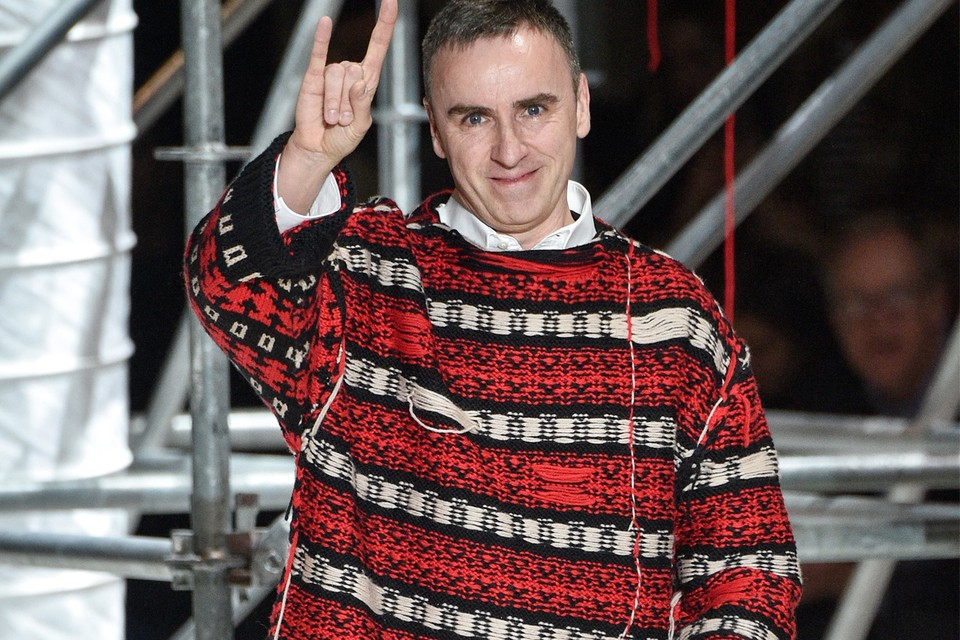 Rumors Point to Raf Simons Possibly Heading to Miu Miu