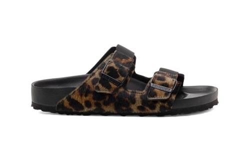 """Random Identities & Birkenstock Link up for Sleek """"Arizona"""" Sandals"""