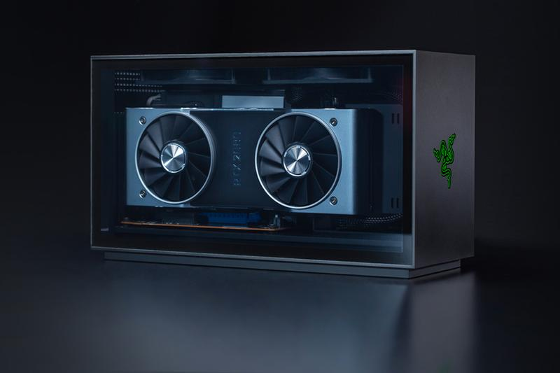 razer tomahawk gaming pc desktop rig nvidia geforce rtx 20 intel ces 2020