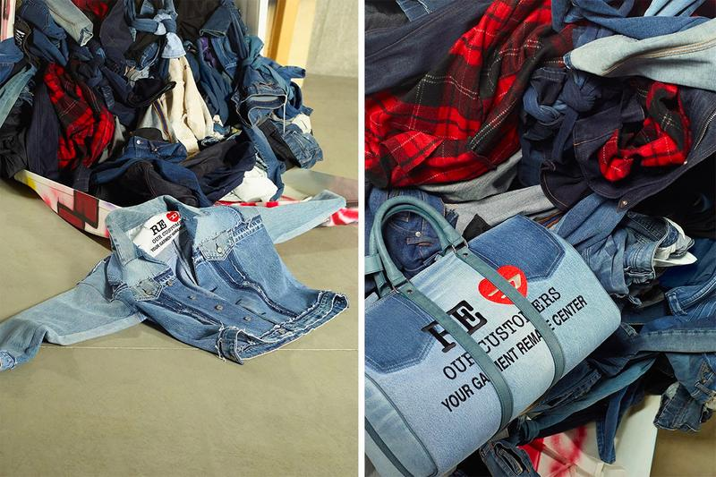 READYMADE x Diesel Red Tag Collaboration Collection capsule yuta hosokawa denim price release info raffle details