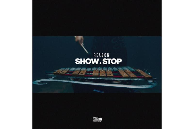 "Reason  ""Show Stop"" Single Stream kendrick lamar adlibs listen now  apple music"