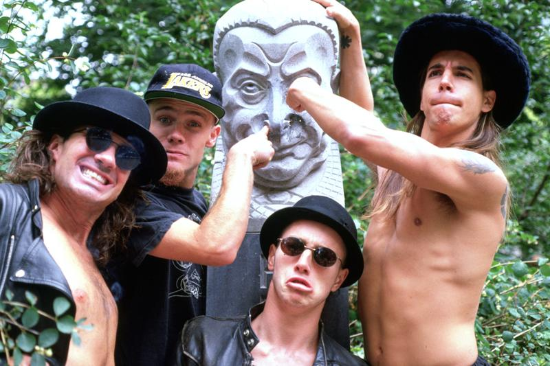 Red hot chili peppers grammys 2020